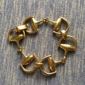 Funky Golden Bracelet
